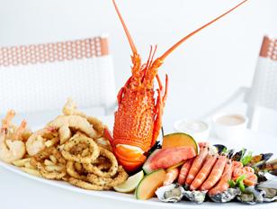 Venues of Cyren Bar Grill Seafood