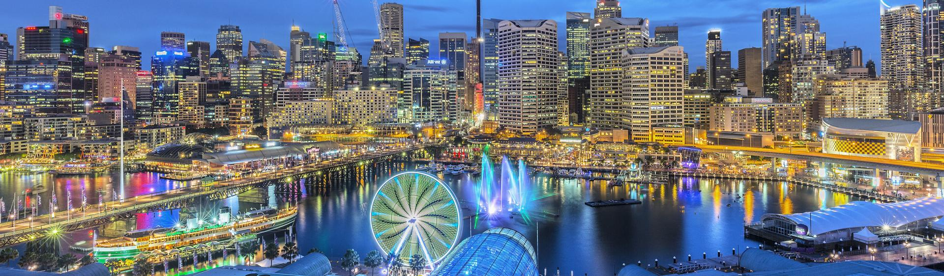 Whats on in Darling Harbour?