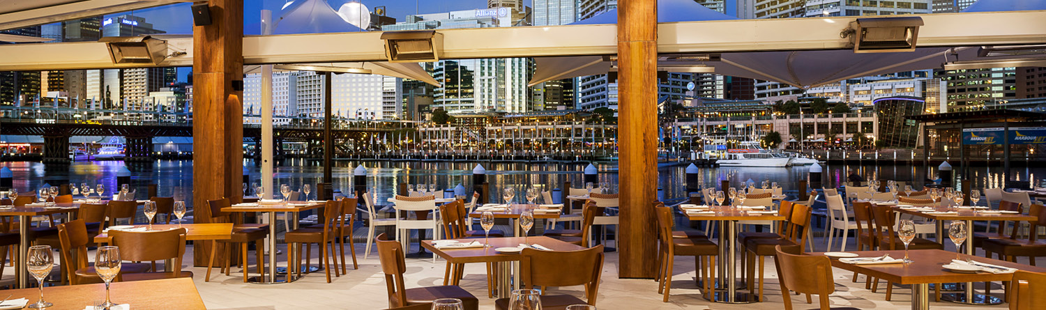Functions & Events at Cyren Bar Grill Seafood